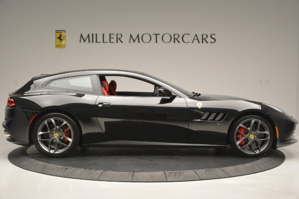 Used 2018 Ferrari GTC4LussoT V8 for sale $215,900 at Maserati of Greenwich in Greenwich CT 06830 9