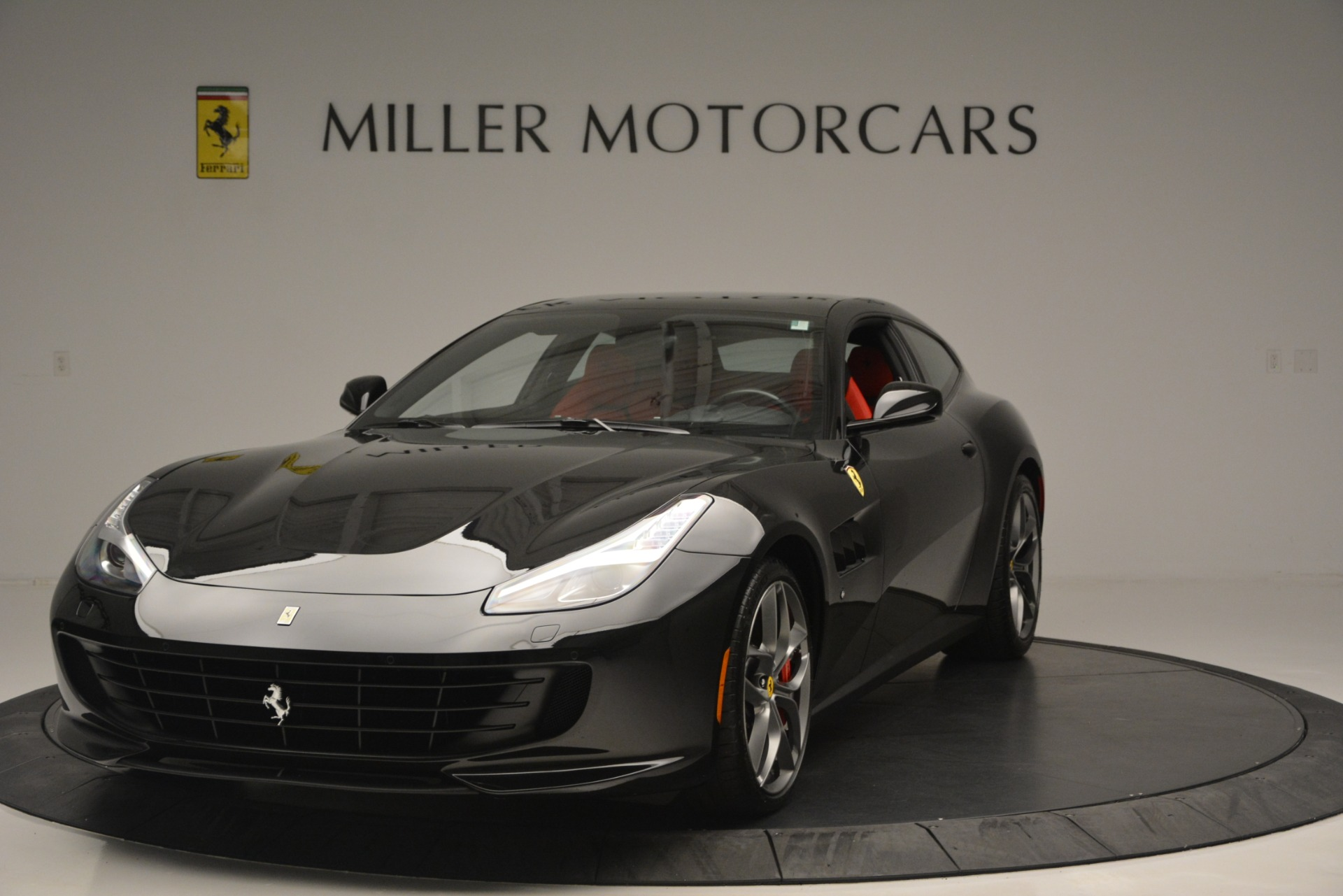 Used 2018 Ferrari GTC4LussoT V8 for sale $215,900 at Maserati of Greenwich in Greenwich CT 06830 1