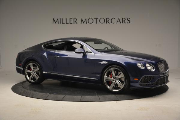 Used 2016 Bentley Continental GT Speed GT Speed for sale Sold at Maserati of Greenwich in Greenwich CT 06830 10