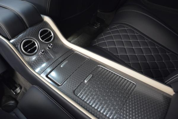 Used 2016 Bentley Continental GT Speed GT Speed for sale Sold at Maserati of Greenwich in Greenwich CT 06830 27