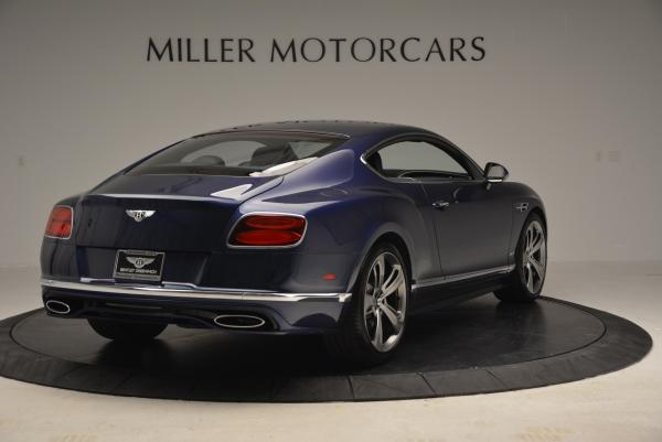 Used 2016 Bentley Continental GT Speed GT Speed for sale Sold at Maserati of Greenwich in Greenwich CT 06830 7