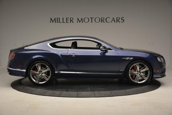 Used 2016 Bentley Continental GT Speed GT Speed for sale Sold at Maserati of Greenwich in Greenwich CT 06830 9