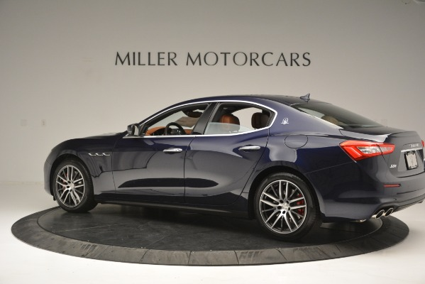 New 2019 Maserati Ghibli S Q4 for sale Sold at Maserati of Greenwich in Greenwich CT 06830 4
