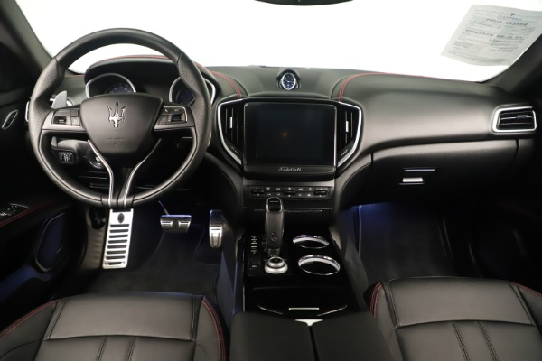 Used 2019 Maserati Ghibli S Q4 GranSport for sale $64,900 at Maserati of Greenwich in Greenwich CT 06830 16