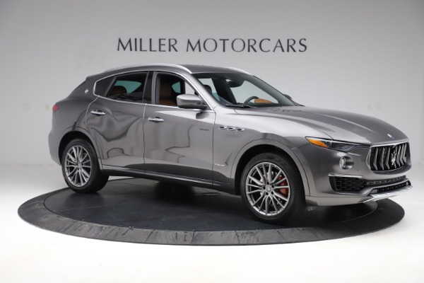 Used 2019 Maserati Levante Q4 GranLusso for sale Sold at Maserati of Greenwich in Greenwich CT 06830 10