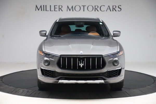 Used 2019 Maserati Levante Q4 GranLusso for sale Sold at Maserati of Greenwich in Greenwich CT 06830 12