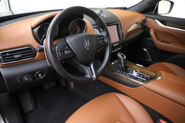 Used 2019 Maserati Levante Q4 GranLusso for sale Sold at Maserati of Greenwich in Greenwich CT 06830 13