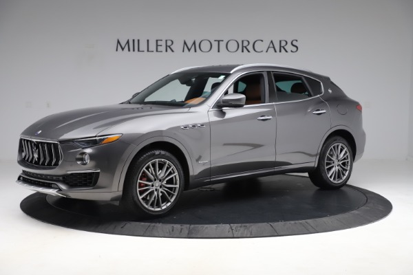 Used 2019 Maserati Levante Q4 GranLusso for sale Sold at Maserati of Greenwich in Greenwich CT 06830 2