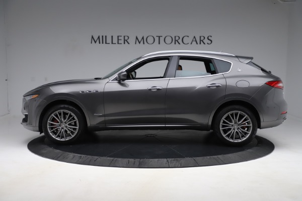 Used 2019 Maserati Levante Q4 GranLusso for sale Sold at Maserati of Greenwich in Greenwich CT 06830 3