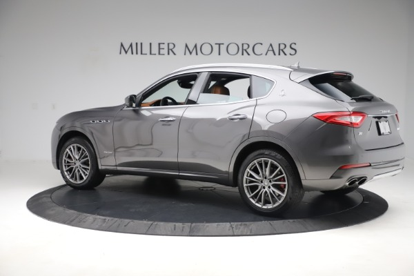 Used 2019 Maserati Levante Q4 GranLusso for sale Sold at Maserati of Greenwich in Greenwich CT 06830 4