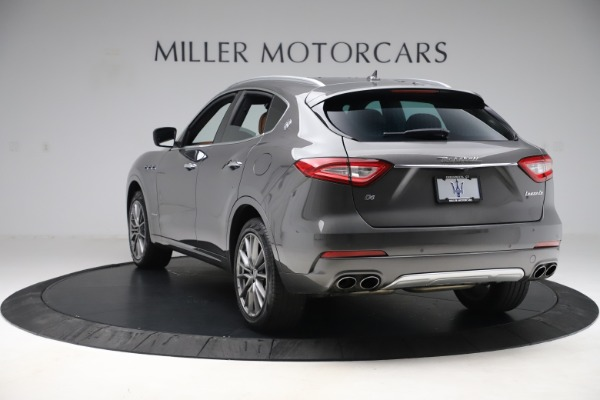 Used 2019 Maserati Levante Q4 GranLusso for sale Sold at Maserati of Greenwich in Greenwich CT 06830 5