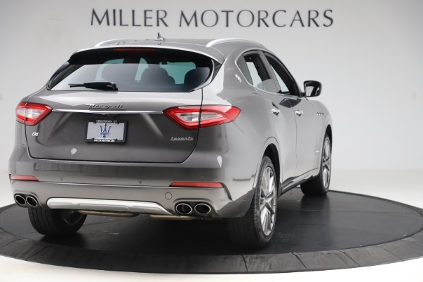 Used 2019 Maserati Levante Q4 GranLusso for sale Sold at Maserati of Greenwich in Greenwich CT 06830 7