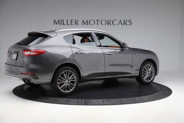 Used 2019 Maserati Levante Q4 GranLusso for sale Sold at Maserati of Greenwich in Greenwich CT 06830 8