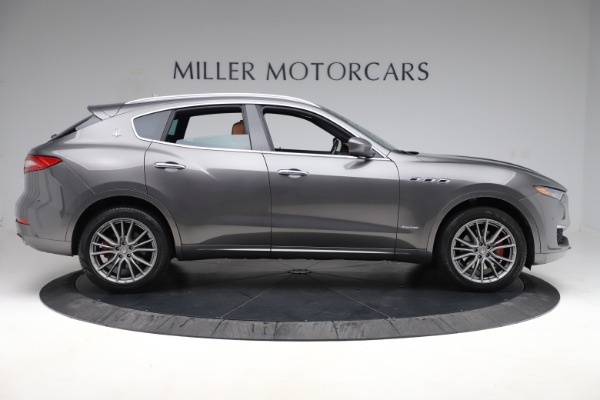 Used 2019 Maserati Levante Q4 GranLusso for sale Sold at Maserati of Greenwich in Greenwich CT 06830 9