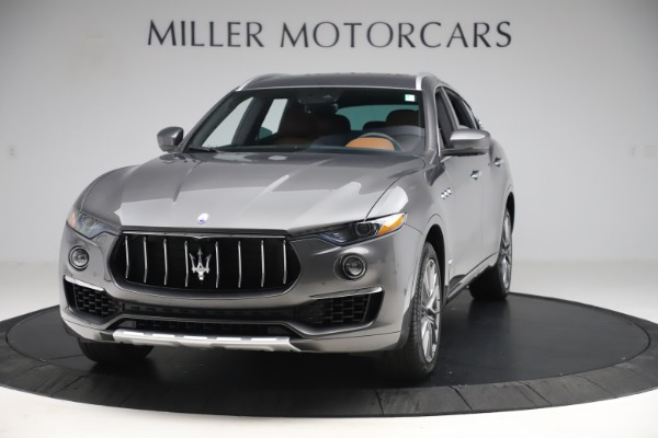 Used 2019 Maserati Levante Q4 GranLusso for sale Sold at Maserati of Greenwich in Greenwich CT 06830 1