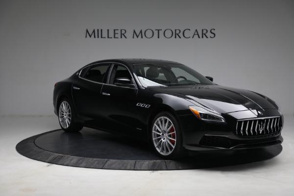 Used 2019 Maserati Quattroporte S Q4 GranLusso for sale $69,900 at Maserati of Greenwich in Greenwich CT 06830 11