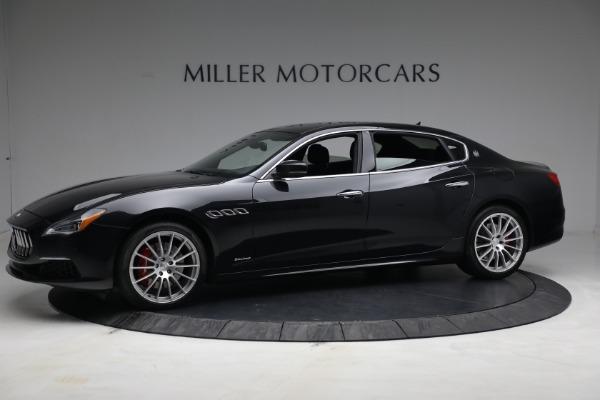 Used 2019 Maserati Quattroporte S Q4 GranLusso for sale $69,900 at Maserati of Greenwich in Greenwich CT 06830 2