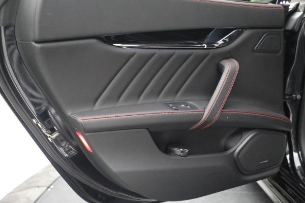 Used 2019 Maserati Quattroporte S Q4 GranLusso for sale $69,900 at Maserati of Greenwich in Greenwich CT 06830 25