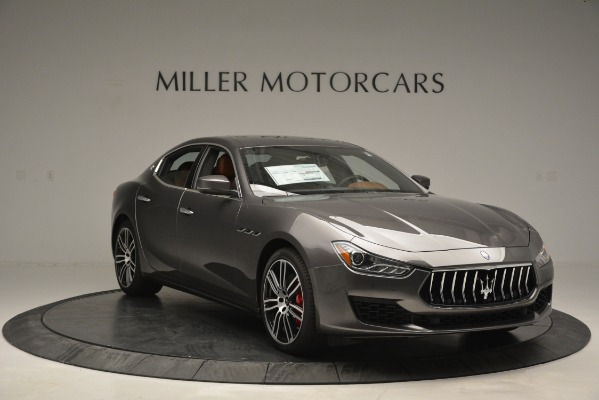 New 2019 Maserati Ghibli S Q4 for sale Sold at Maserati of Greenwich in Greenwich CT 06830 10