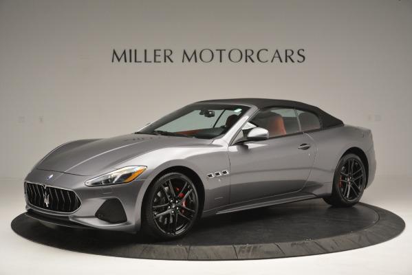 Used 2018 Maserati GranTurismo Sport for sale $102,900 at Maserati of Greenwich in Greenwich CT 06830 12