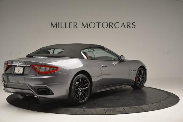 Used 2018 Maserati GranTurismo Sport for sale $102,900 at Maserati of Greenwich in Greenwich CT 06830 17
