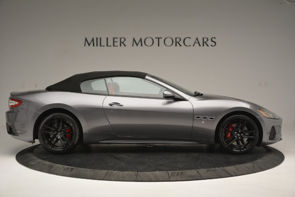 Used 2018 Maserati GranTurismo Sport for sale Sold at Maserati of Greenwich in Greenwich CT 06830 18