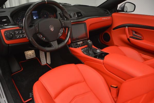 Used 2018 Maserati GranTurismo Sport for sale $102,900 at Maserati of Greenwich in Greenwich CT 06830 22