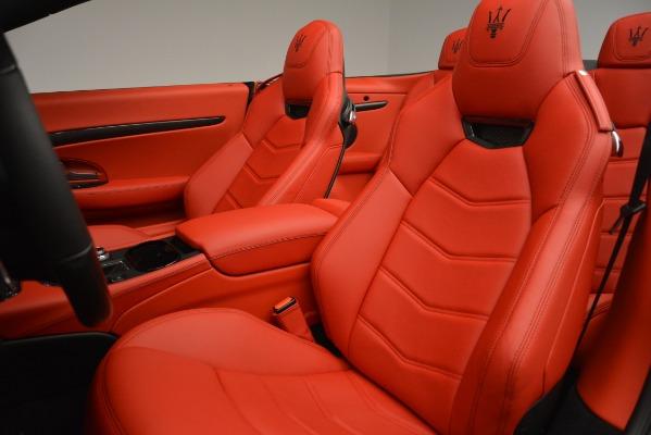 Used 2018 Maserati GranTurismo Sport for sale Sold at Maserati of Greenwich in Greenwich CT 06830 24