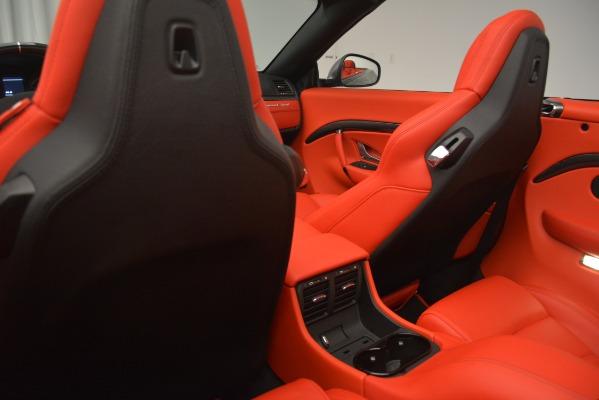 Used 2018 Maserati GranTurismo Sport for sale $102,900 at Maserati of Greenwich in Greenwich CT 06830 25