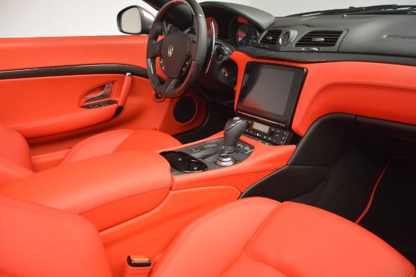 Used 2018 Maserati GranTurismo Sport for sale Sold at Maserati of Greenwich in Greenwich CT 06830 28