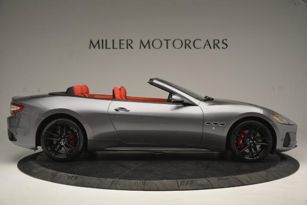 Used 2018 Maserati GranTurismo Sport for sale $102,900 at Maserati of Greenwich in Greenwich CT 06830 7