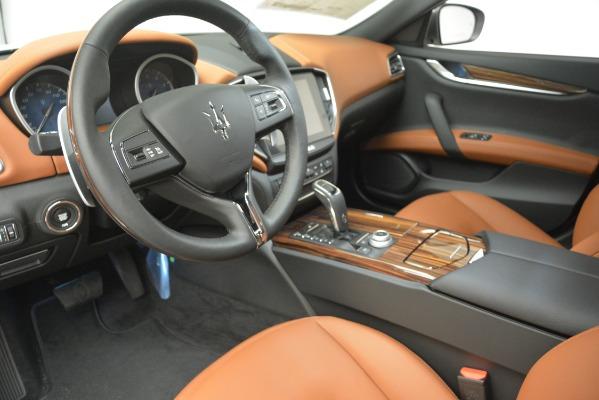New 2019 Maserati Ghibli S Q4 for sale Sold at Maserati of Greenwich in Greenwich CT 06830 12