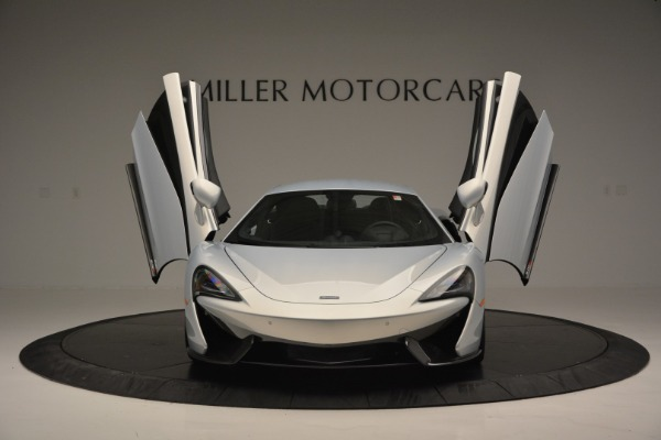 Used 2017 McLaren 570S Coupe for sale $159,900 at Maserati of Greenwich in Greenwich CT 06830 13