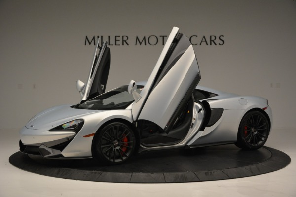 Used 2017 McLaren 570S Coupe for sale $159,900 at Maserati of Greenwich in Greenwich CT 06830 14