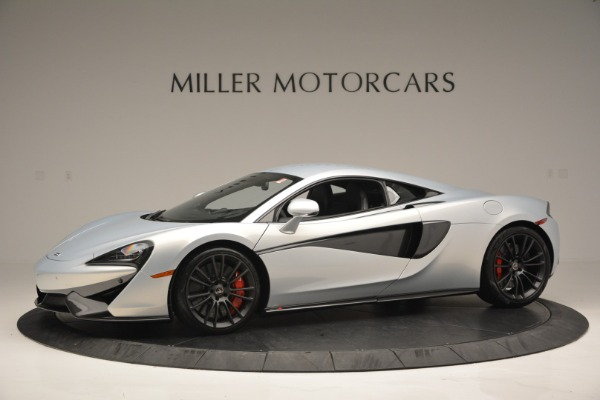 Used 2017 McLaren 570S Coupe for sale Sold at Maserati of Greenwich in Greenwich CT 06830 2