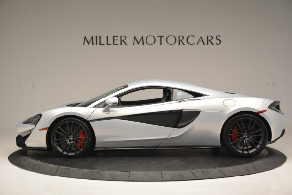 Used 2017 McLaren 570S Coupe for sale Sold at Maserati of Greenwich in Greenwich CT 06830 3