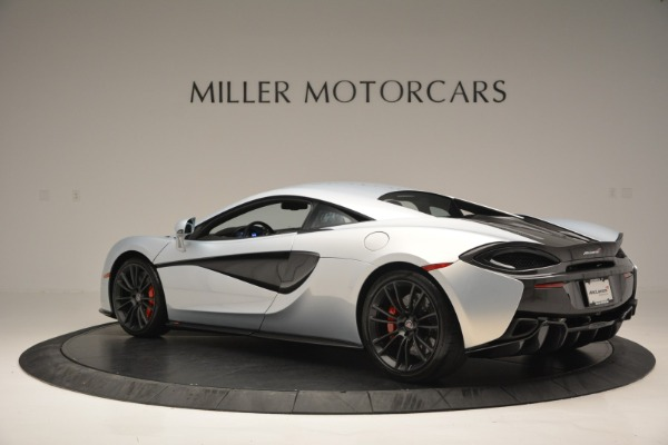 Used 2017 McLaren 570S Coupe for sale $159,900 at Maserati of Greenwich in Greenwich CT 06830 4