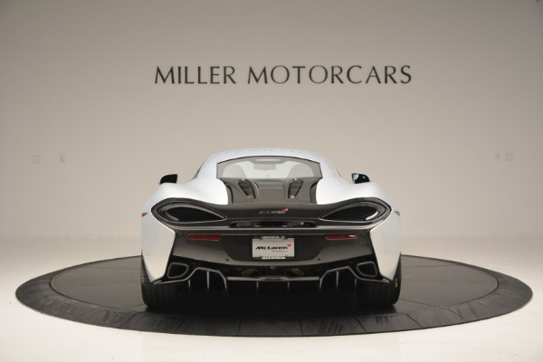 Used 2017 McLaren 570S Coupe for sale $159,900 at Maserati of Greenwich in Greenwich CT 06830 6
