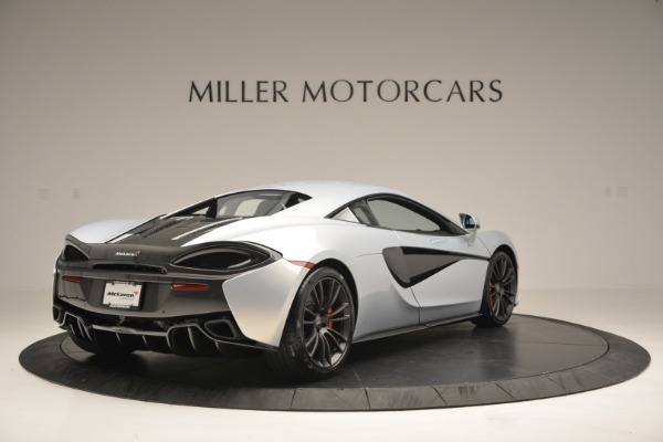 Used 2017 McLaren 570S for sale $149,900 at Maserati of Greenwich in Greenwich CT 06830 7