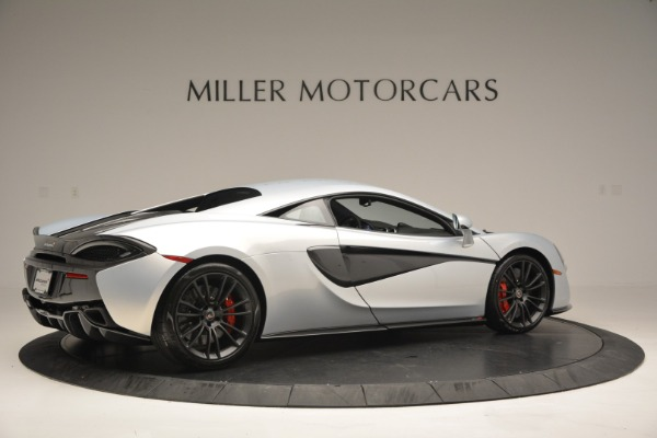 Used 2017 McLaren 570S Coupe for sale $159,900 at Maserati of Greenwich in Greenwich CT 06830 8