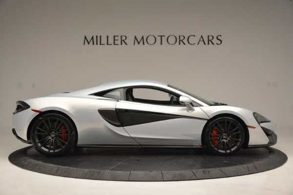 Used 2017 McLaren 570S Coupe for sale $159,900 at Maserati of Greenwich in Greenwich CT 06830 9