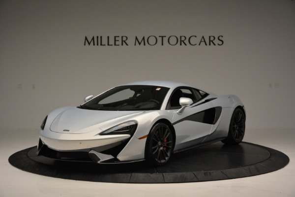 Used 2017 McLaren 570S Coupe for sale Sold at Maserati of Greenwich in Greenwich CT 06830 1