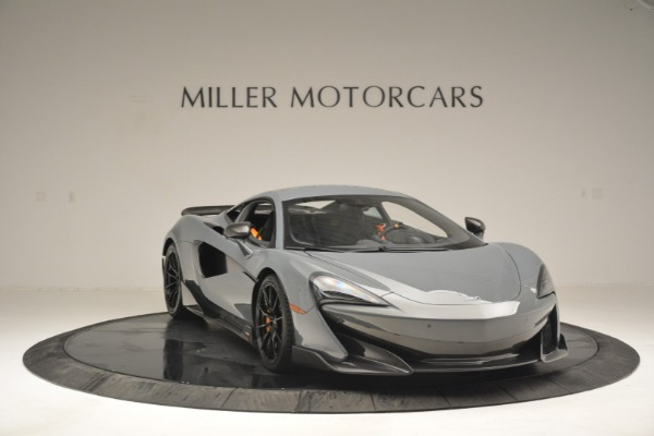 New 2019 McLaren 600LT Coupe for sale Call for price at Maserati of Greenwich in Greenwich CT 06830 11