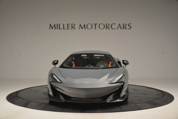 New 2019 McLaren 600LT Coupe for sale Call for price at Maserati of Greenwich in Greenwich CT 06830 12