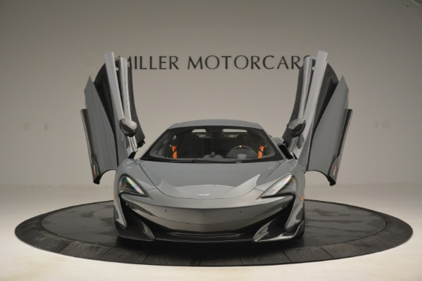 New 2019 McLaren 600LT Coupe for sale Call for price at Maserati of Greenwich in Greenwich CT 06830 13