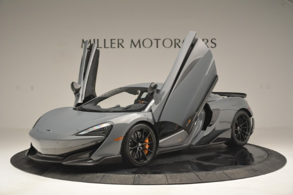 New 2019 McLaren 600LT Coupe for sale Call for price at Maserati of Greenwich in Greenwich CT 06830 14