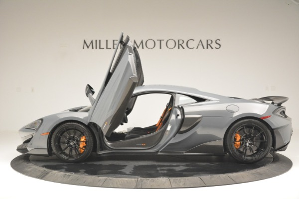 New 2019 McLaren 600LT Coupe for sale Call for price at Maserati of Greenwich in Greenwich CT 06830 15