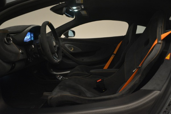 New 2019 McLaren 600LT Coupe for sale Call for price at Maserati of Greenwich in Greenwich CT 06830 18