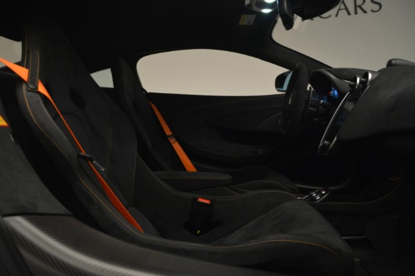 New 2019 McLaren 600LT Coupe for sale Call for price at Maserati of Greenwich in Greenwich CT 06830 21