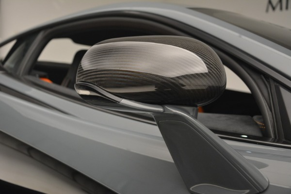 New 2019 McLaren 600LT Coupe for sale Call for price at Maserati of Greenwich in Greenwich CT 06830 24